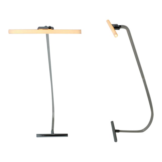 Rare Crylicord Floor Lamps For Sale