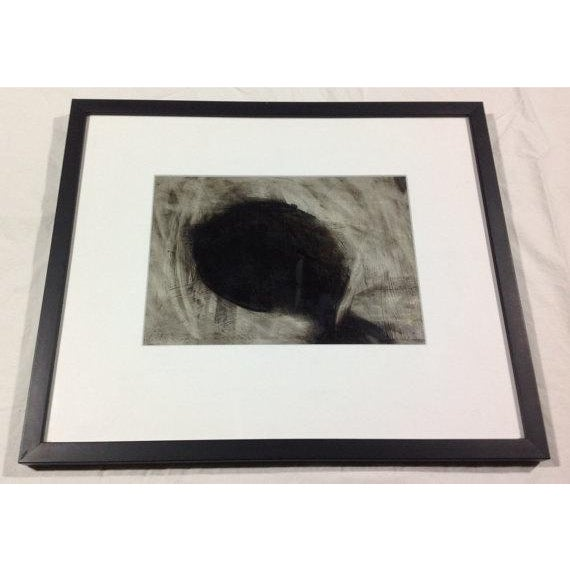 """""""Isolation"""" Charcoal Drawing - Image 2 of 4"""