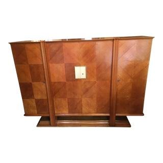 Circa 1940 Andre Arbus Cabinet For Sale