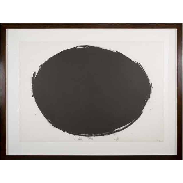 """Richard Serra Lithograph """"Spoleto Circle"""" For Sale In New York - Image 6 of 6"""