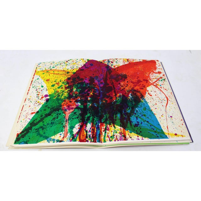Paper 1969 Walasse Ting Mid-Century Modern Poetry & Art Book Signed For Sale - Image 7 of 10