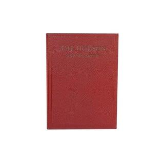 Vintage Hudson River New York Photography Book For Sale