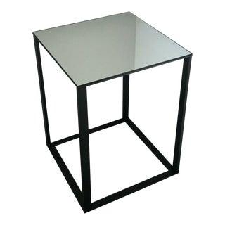 Modern B&b Italia Maxalto Simplice Side Table For Sale