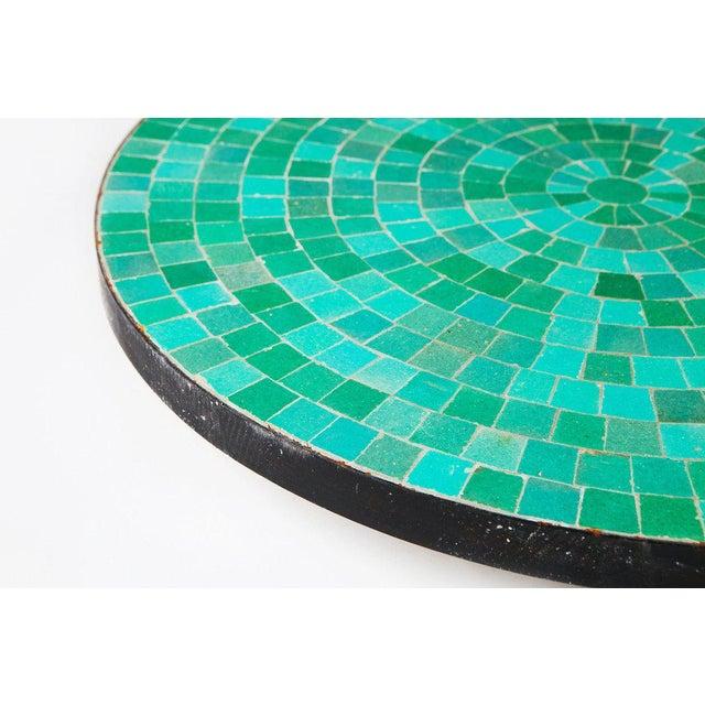 Fez mosaic tile table chairish for Fez tiles
