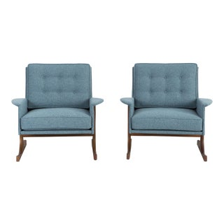 Set of IB Kofod-Larsen Lounge Chairs For Sale