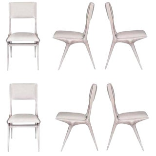 Set of Six Boone Dining Chairs For Sale