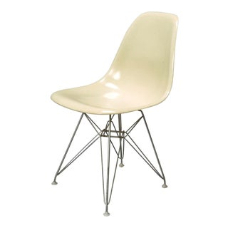 1950s Mid-Century Modern Charles Eames Fiberglass Shell Chair