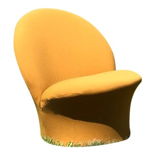 1967 Vintage Pierre Paulin for Artifort F572 Chair For Sale