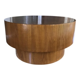 Drum Table, Intrex, Habitat Int. Paul Mayen