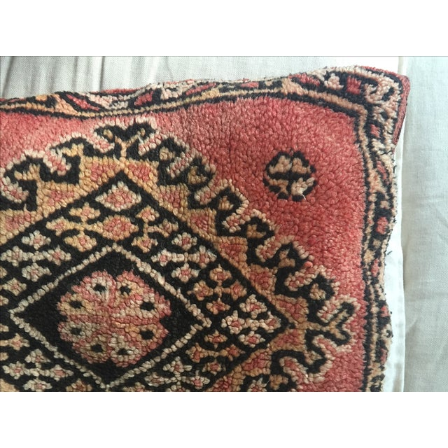 Vintage Turkish Kilim Pillow - Image 5 of 7