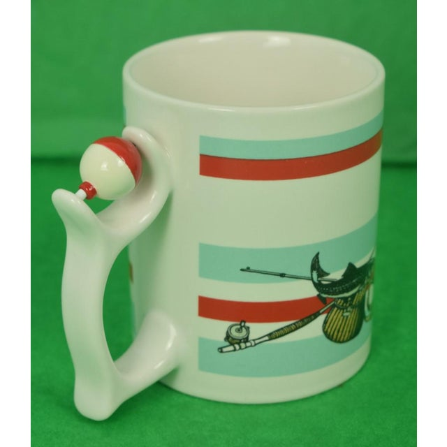Adirondack 1980s Adirondack Spinners Angling Mugs - a Pair For Sale - Image 3 of 5