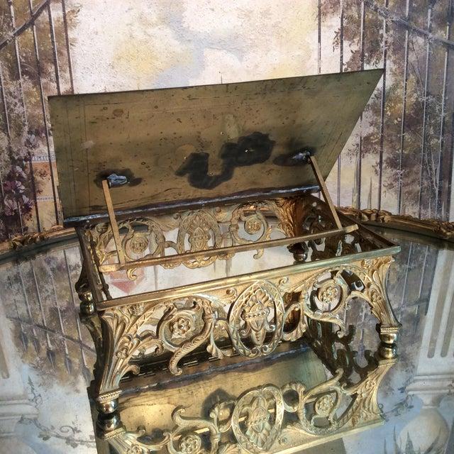 Vintage Brass Missal - Image 4 of 10