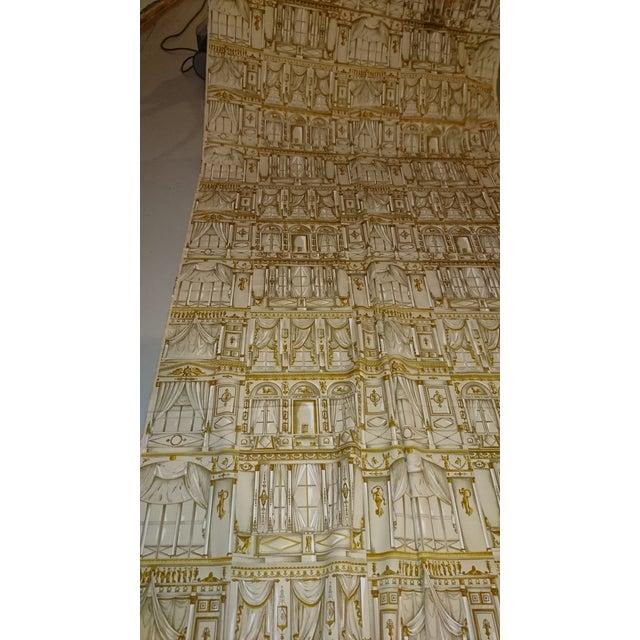 "Scalamandre ""Farnese"" Renaissance Gold - Image 4 of 5"