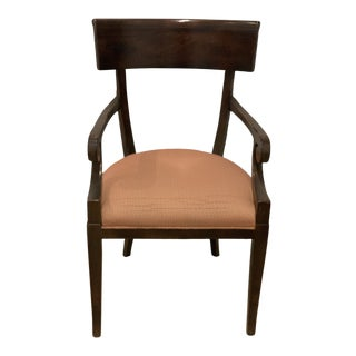 Baker Milling Road Empire Dining Chairs - Set of 6 For Sale