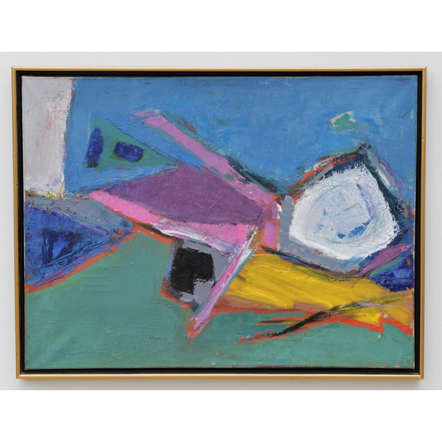 Sublime Modern Abstract Painting For Sale - Image 13 of 13