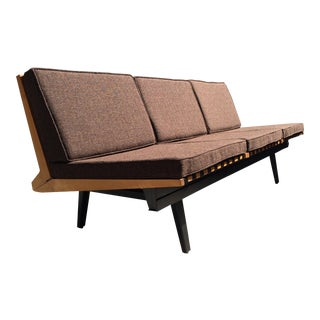 George Nelson for Herman Miller Mid Century Modular Sofa For Sale