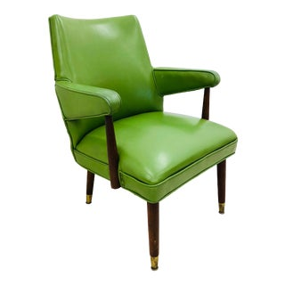 Vintage Mid Century Modern Arm Chair For Sale
