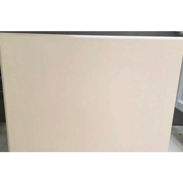 White Kindel Nightstand Cabinet For Sale In Atlanta - Image 6 of 7