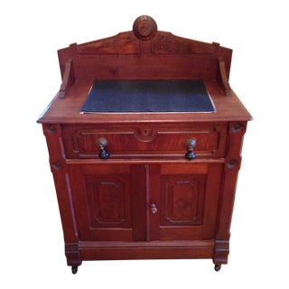 Late 19th Century Eastlake Style Washstand