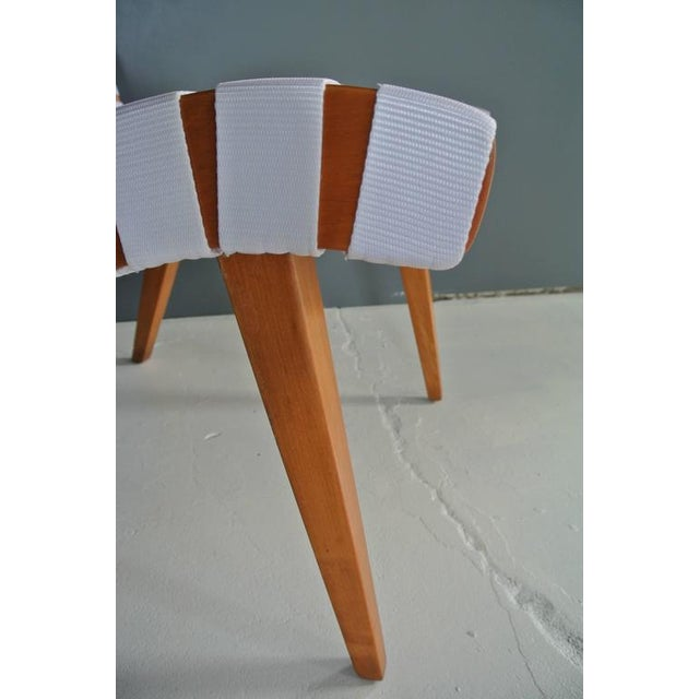 Wood Lounge Chair by Jens Risom For Sale - Image 7 of 9