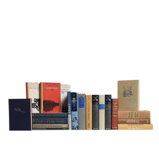 Midcentury Civil War Book Set For Sale