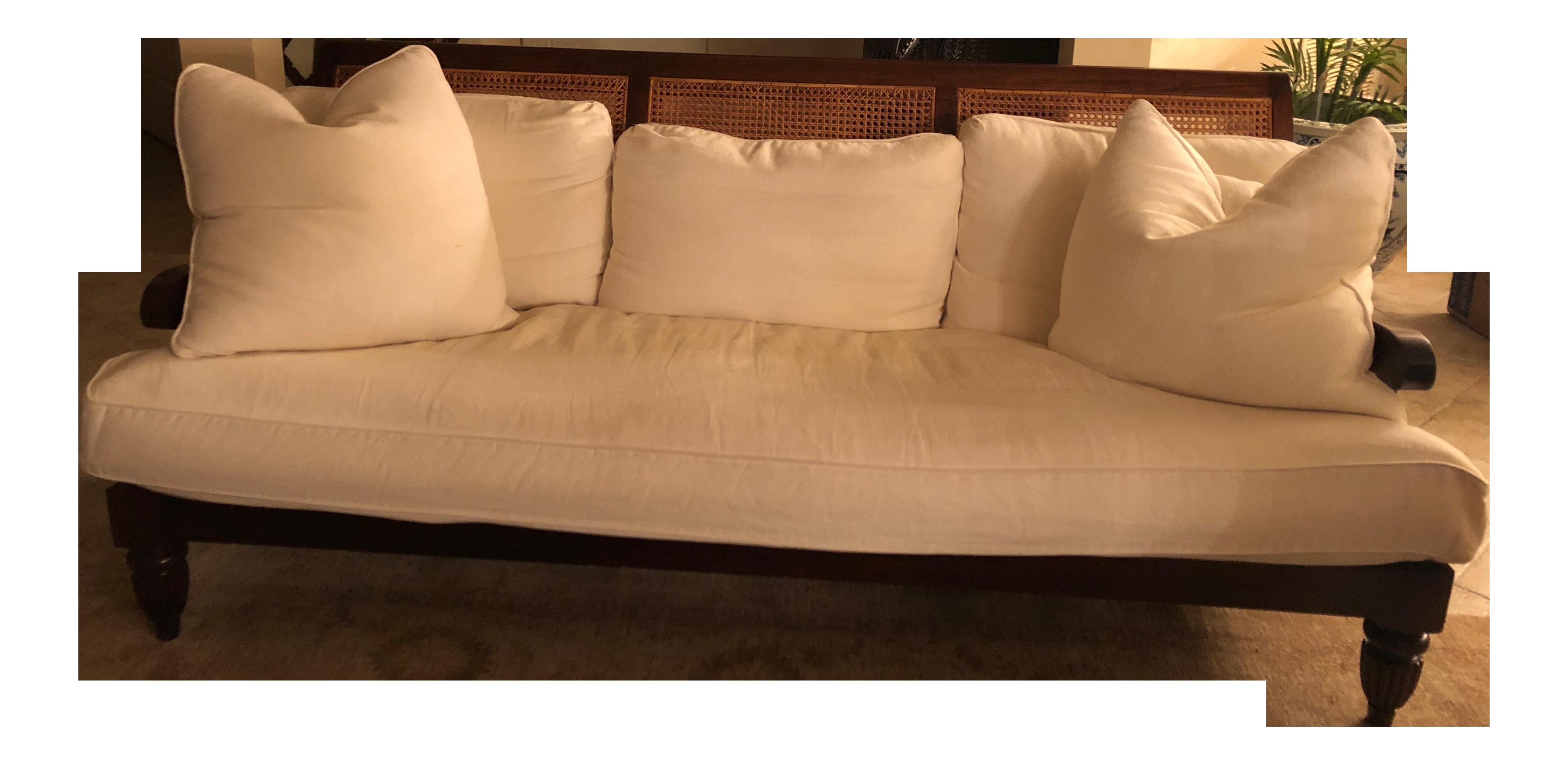 Superieur Robert Lighten British Colonial Sofas   Set Of 2