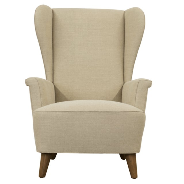 Mid-Century Modern Almont Chair For Sale - Image 3 of 3