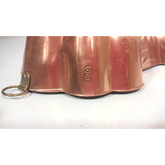 Vintage Copper Lobster Mold Wall Hanging - Image 5 of 5