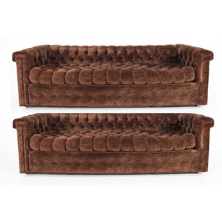 John Stuart Chesterfield Sofa For Sale