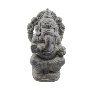 Indonesian Ganesha Statue For Sale