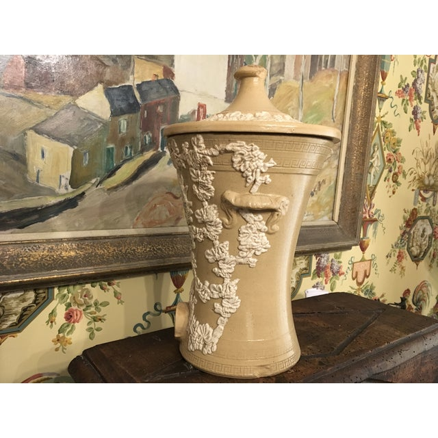Late 19th Century 19th Century Antique English Water Filter For Sale - Image 5 of 13