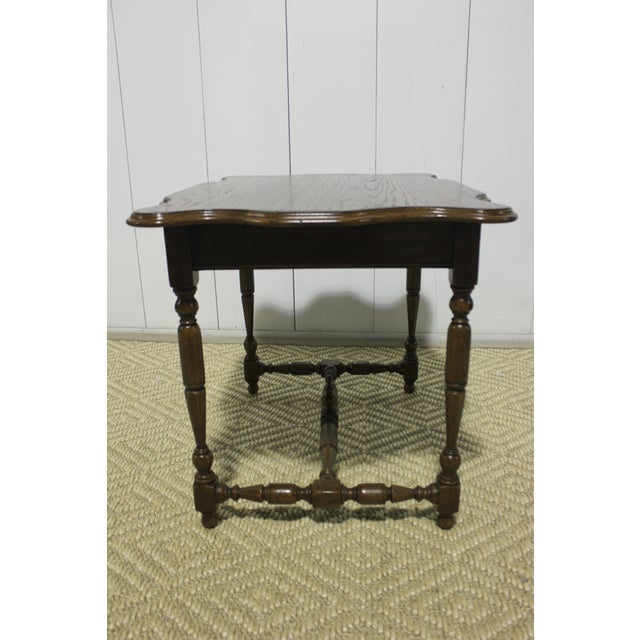 English 19th Century French Side Table For Sale - Image 3 of 7