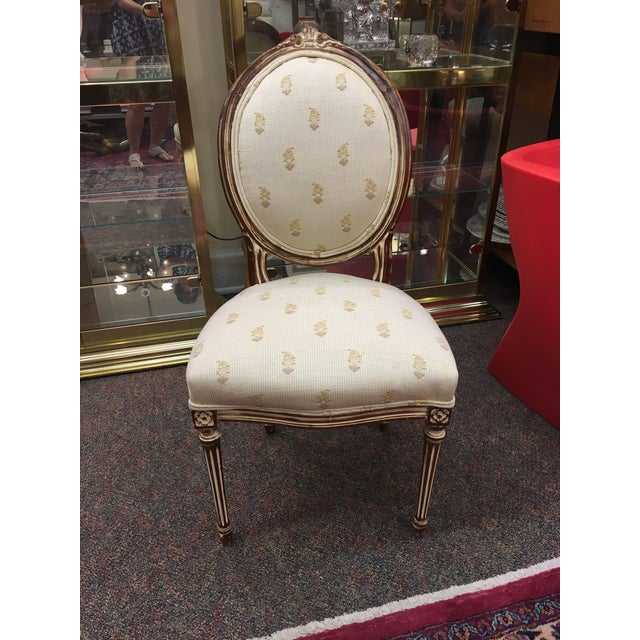 French Antique French Dining Chairs - Set of 6 For Sale - Image 3 of 8