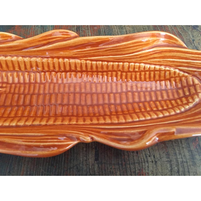 Corn on the Cob Serving Dishes - Set of 4 - Image 3 of 7