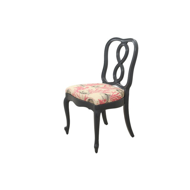 French Style Dining Chairs - Set of 6 - Image 2 of 9