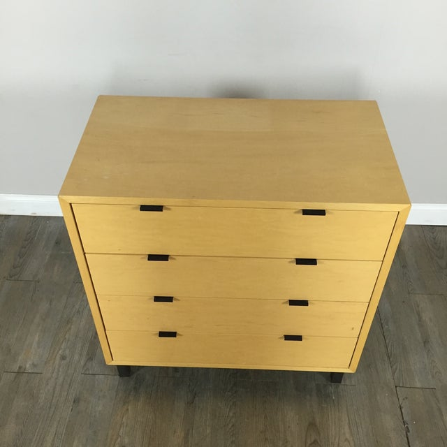 Room & Board Maple Chest of Drawers - Image 8 of 10