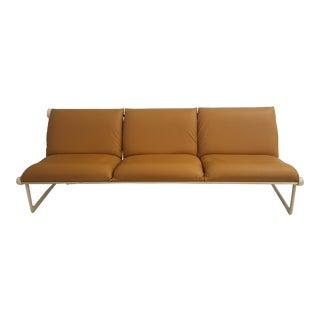 1970s Hannah Morrison for Knoll Sling Sofa For Sale
