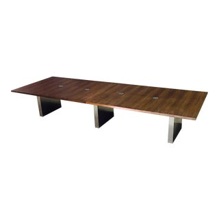 Bulkhead Conference Table 4 For Sale
