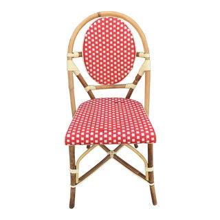 French Bistro Side Chair For Sale