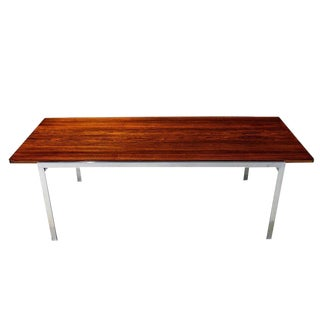 Arne Jacobsen Model 3501 Rosewood Coffee Table For Sale