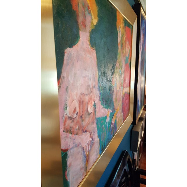 Martin Sumers Original Painting For Sale - Image 5 of 5