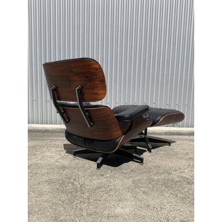 1960s Vintage Eames Lounge Chair & Ottoman Preview
