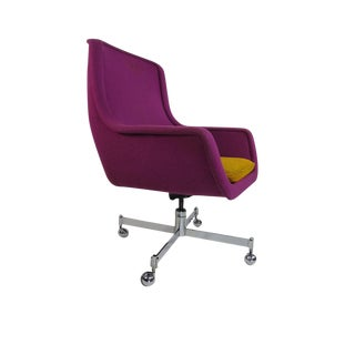 Ward Bennet Executive Office Chair Brickel Associates
