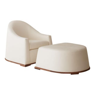 Milano Lounge Chair For Sale
