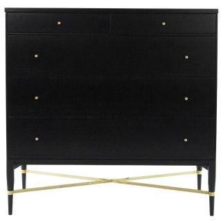Ebonized Chest of Drawers by Paul McCobb For Sale