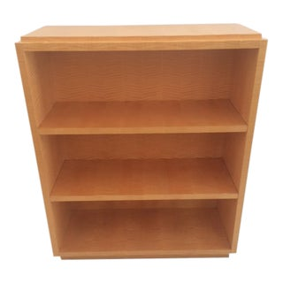 Todd Hase George Junior Sycamore Bookcase For Sale