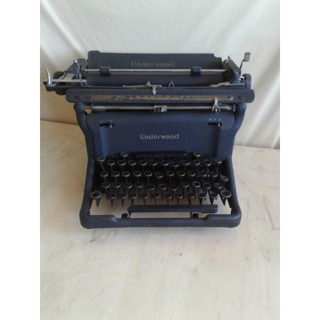 Antique Underwood Typewriter - Image 9 of 9