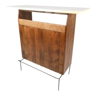 Arthur Umanoff for Raymor Mid-Century Dry Bar For Sale