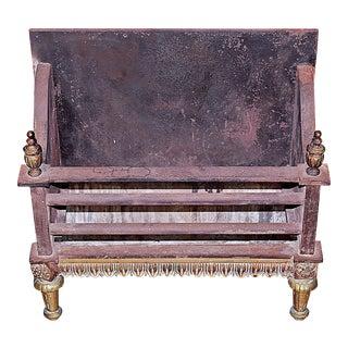 Antique Fireplace Firebox Insert For Sale