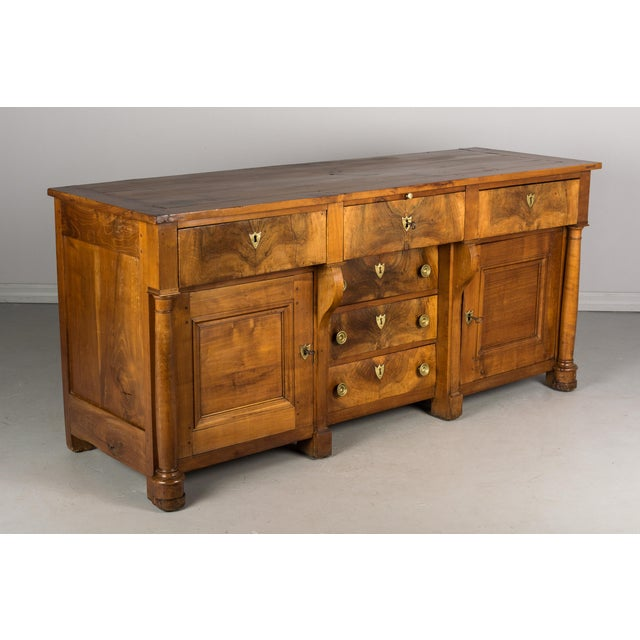 Early 19th Century French Empire Media Console For Sale - Image 11 of 11